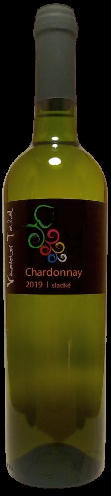 Chardonnay 2019, sladké