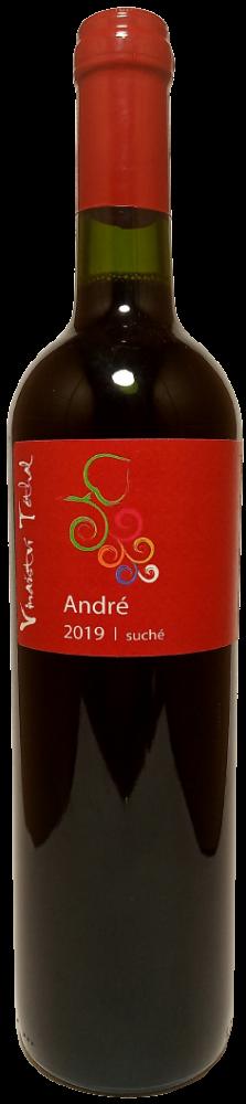André 2019, suché